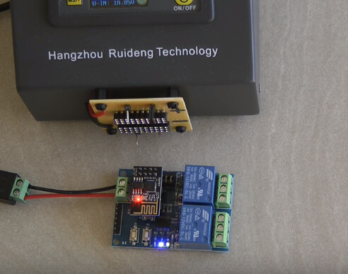 ESP8266 WiFi 12V 2 Channel Relay Module IOT Smart Home Remote