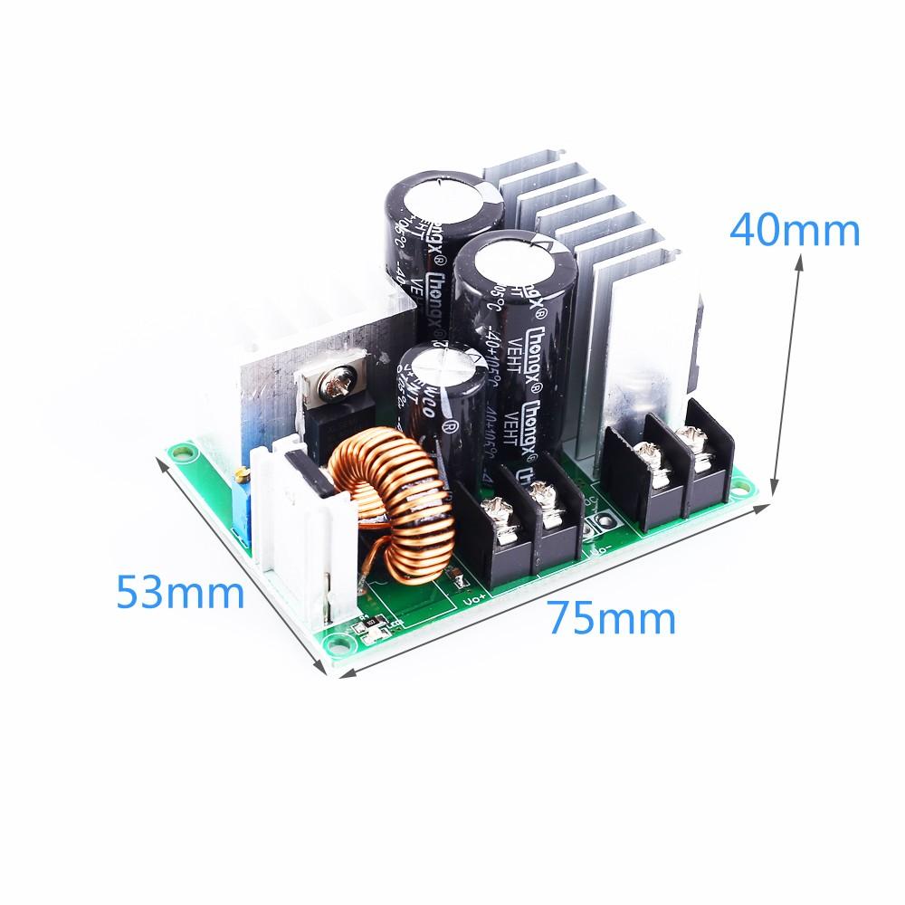 1PCS Power Supply Buck Converter Step-down Module W8T0 Q6F4