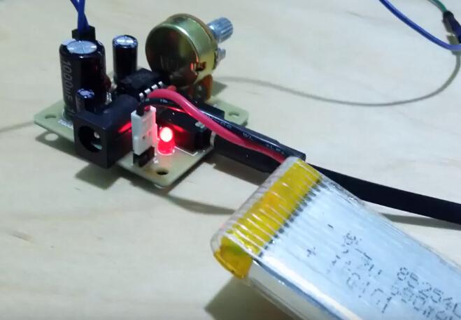 ICStation ICSK025A DIY Kit Mini Power Amplifier LM386 Audio