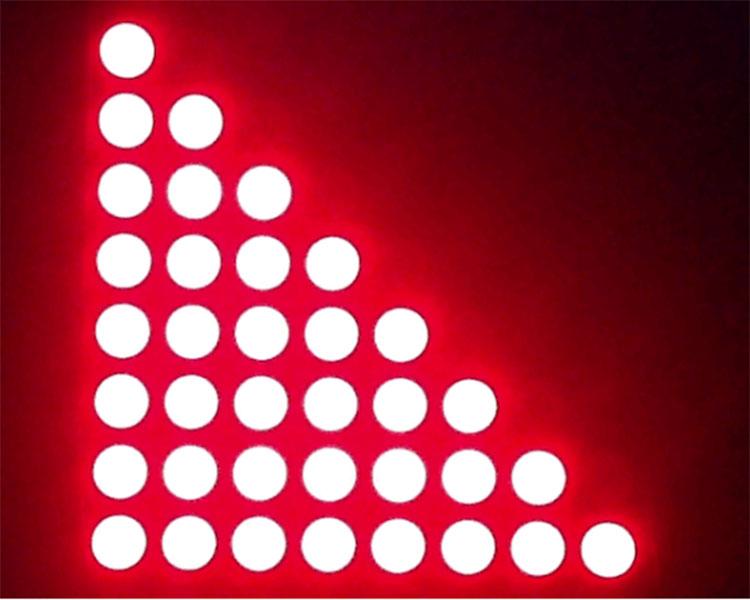 MAX7219 Dot Matrix Display LED Display 8x8(11100) from ICStation on