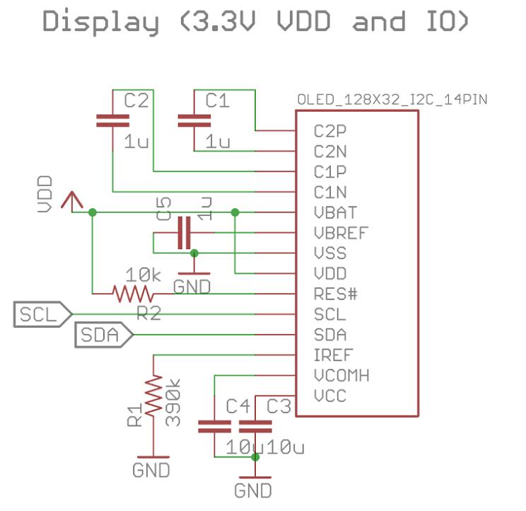 SSD1306 128x32 White OLED_10865_6(1) 0 91\
