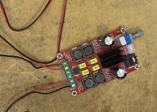 XH-M189 TPA3116D2 50W+50W Digital Power Amplifier Board ...