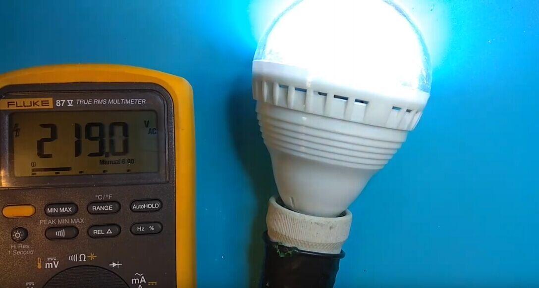 White LED Lamp Bulb PCB Light Board 120pcs LEDs Energy