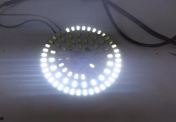 30W 5730 Pure White LED Light Emitting Diode SMD 220V 85mm New