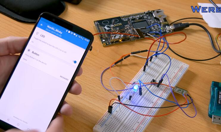 2 4GHz nRF52832 Wireless Bluetooth Transceiver Module BLE