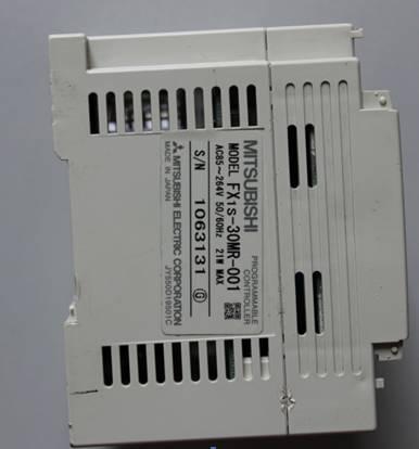 Interpretation of the Mitsubishi PLC FX1S
