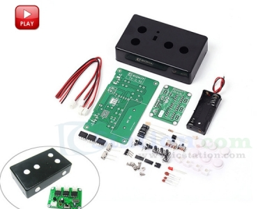 TX/RX-2.4G 6-Channel Remote Control DIY Kit Wireless Transceiver Module for Robot/Motor