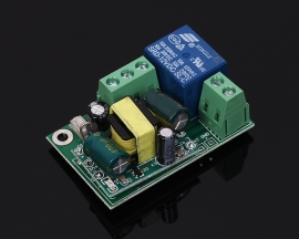 Wifi Relay Switch Module Low Power Self-Lock Mode AC 220V 5x3.3x2.2cm for Smart Home