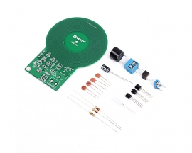 DIY Kit Metal Detector DC 3V-5V 60mm Non-contact Sensor Electronic Kits for Security Test