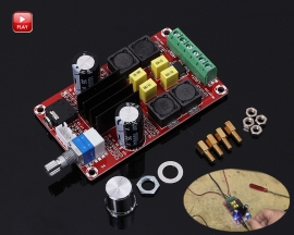 XH-M189 TPA3116D2 50W+50W Digital Power Amplifier Board Class D Audio Amplifier 2*50W Dual Channel Stereo Module