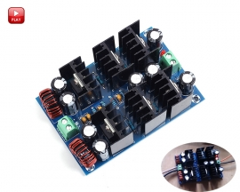 XH-M348 DC-DC Step Up Module Boost Converter Voltage Regulator Power Supply Module DC 5V-24V to DC 24V