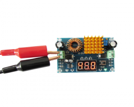 XH-M411 DC to DC Digital Step Up Boost Converter Power Supply Module Voltage Regulator DC 3V-35V to 5V-45V