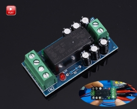 XH-M350 Backup Battery Switching Module High Power Board Automatic Switching Battery Power Module 12V 150W