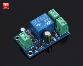 Power-OFF Protection Module Automatic Switching Module UPS Emergency Cut-off Battery Power Supply 12V to 48V Control Board