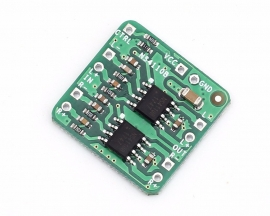 DC6-14V Differential Amplifier Board 2x18W Digital Class D/Class AB Audio Power Amplifier NS4110B