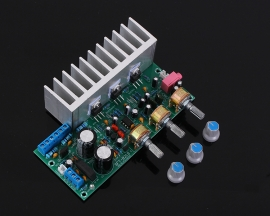NE5532 2.1 Bass Subwoofer Audio HIFI Amplifier Board Module TDA2050A+TDA2030A
