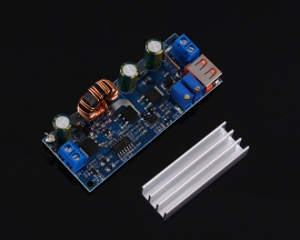 DC-DC Step Up Power Supply Module CVCC Boost Voltage Converter 80W 2V-24V to 3V-30V