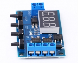Trigger Cycle Timer Delay Relay Switch Circuit Module Dual MOS Control 5-36V