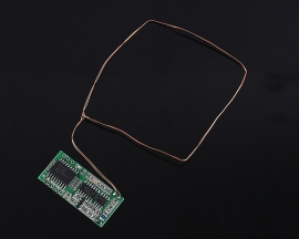 DC 5V UART Reader RFID Wireless Module Contactless ISO14443A 13.56MHz for Mifare Card