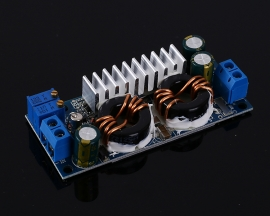 DC-DC Automatic Buck-Boost Module CVCC Solar Charging Adjustable Step UP Down Power Supply Converter Voltage Regulator