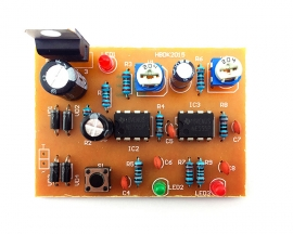 DIY Kit NE555 Trigger Circuit Electronic Components Suite