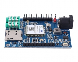GSM GPRS GPS Module 3-In-1 Wireless Positioning Module Shield F21 DC 5-12V For Arduino STM32 51MCU