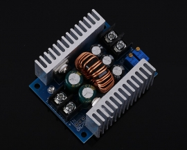DC-DC 20A CVCC High Power Supply Module 6V-40V to 1.2V-35V Step Down Converter Buck Module LED Driver