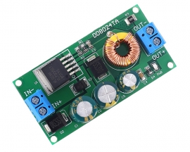 DC-DC 12V 15V 24V 36V 50V to 3.3V Step Down Power Supply Module DD8024TA Buck Converter Charger Module 10V-80V to 3.3V