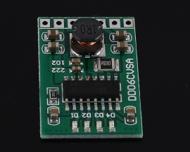 DD06CVSA Lithium Battery Charging Discharging Protector Power Support Module for 3.7V 4.2V Battery
