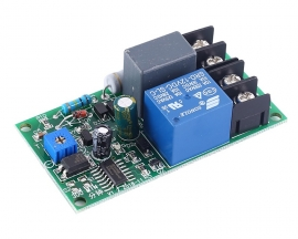 AC 220V 30s Delay Relay Module Adjustable Power OFF Delay Circuit Board  RD21F-C