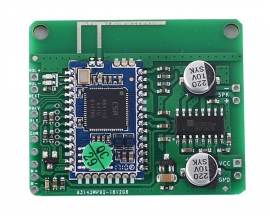 CSRA64110 DC 5V Bluetooth Mono Power Amplifier Board Audio Receiver Module 4ohm 5W 8W Low Power Consumption