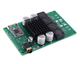 BK3266 Bluetooth 5.0 Power Amplifier Board 2x100W/80W Support AUX Audio Input Support Change Name and Password