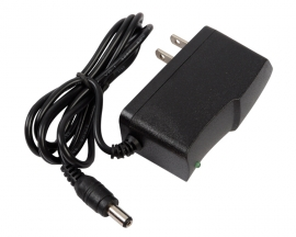 9V 1A Switching Power Supply Adapter 5.5x2.1mm Input AC 110V-240V
