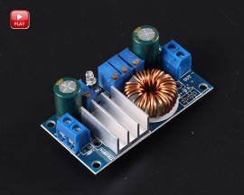 MPPT Solar Controller Solar Panel DC to DC 5A Step Down Buck Converter Constant Voltage Constant Current Power Supply Module