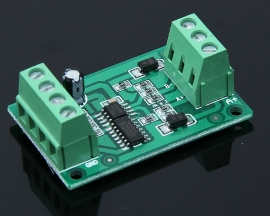 TTL to RS485 Conversion Module Automatic Lighting and Surging Protection