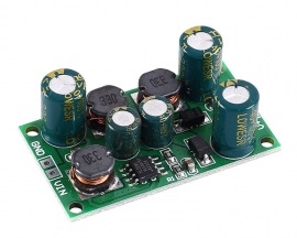 DC-DC Step UP Down Power Supply Module Boost Buck Voltage Converter Dual Output 3V-24V to +/-18V for Amplifier