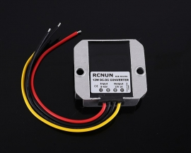 Waterproof DC-DC Step UP Down Power Supply Module 9V/12V/24V/36V to 12V 1A Boost Buck Voltage Converter for Driving Recorder
