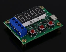 ZB2L3-L Battery Capacity Tester Ah for CR2032 Battery Capacity Display Module 9999mAh