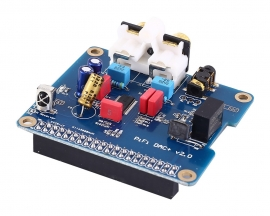 DC 5V PCM5122 DAC Sound Card Decoder I2S Voice Playback Module for Raspberry Pi