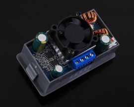 DC-DC 80W 5.1A Adjustable Automatic Buck Boost Power Supply Module CCCV Step UP DOWN Voltage Converter Solar Charging