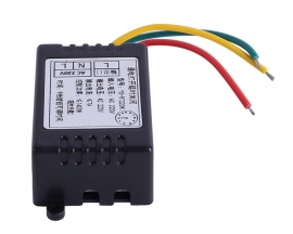 AC 110V 220V Power-ON Delay Relay Module Voltage Output 180min Adjustable Switch Timer Delay Controller
